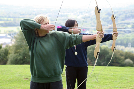Group Accommodation - Archery