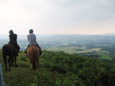 Brecon Beacons Hotels - Pony Trekking