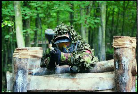 Brecon Beacons Hotels - Paintballing