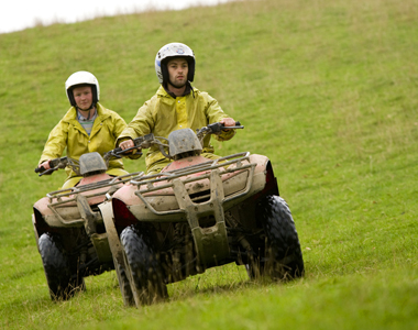 Brecon Beacons Hotels - Quad Biking