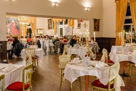 Brecon Beacons Hotel Craig y Nos Castle Wine & Dine evening