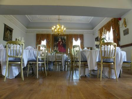 Brecon Beacons Hotels - Function Room, Craig y Nos Castle