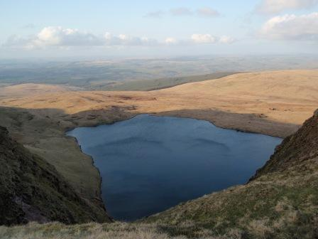Brecon Beacons Hotels - Mountain Lake Walk
