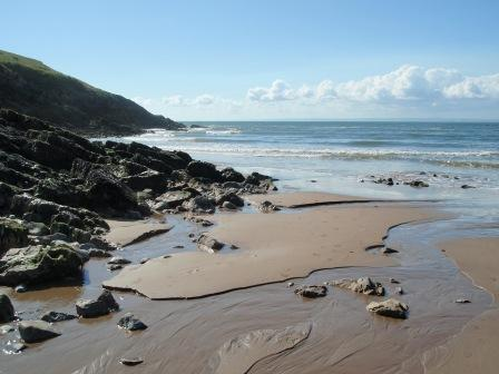 Brecon Beacons Hotels - Rhossilli Bay Walk