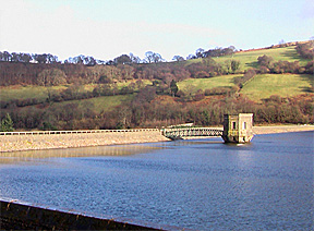 Brecon Beacons Hotel - Talybont on Usk Reservoir
