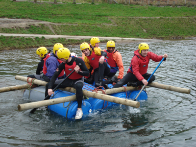 Brecon Beacons Hotels Craig y Nos Castle - canooeing for groups