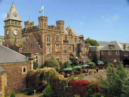 Brecon Beacons Hotels  Craig y Nos Castle