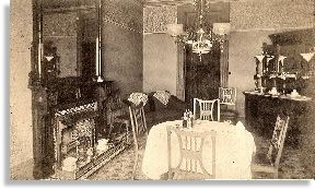 Brecon Beacons Hotel Craig y Nos Castle - Breakfast Room as it was in Adelina Patti's day