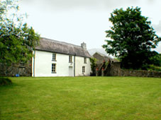 Brecon Beacons Holiday Self-catering holiday Cottage Craig y Nos farmhouse