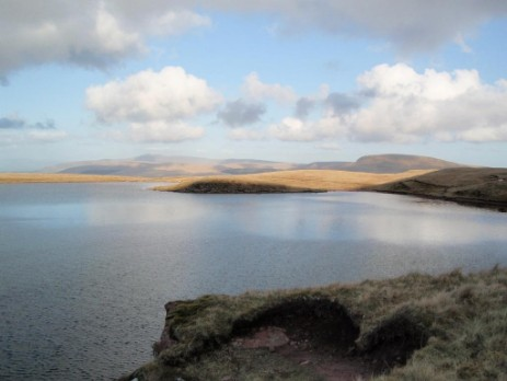 Brecon Beacons National Park Lady of the Lake Walk